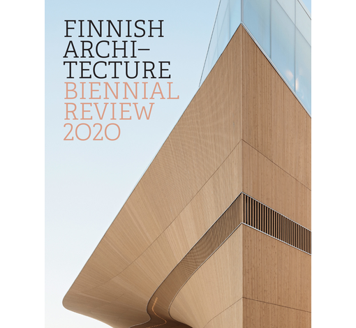 Finnish Architecture – Biennial Review 2020 -kirjan kansi