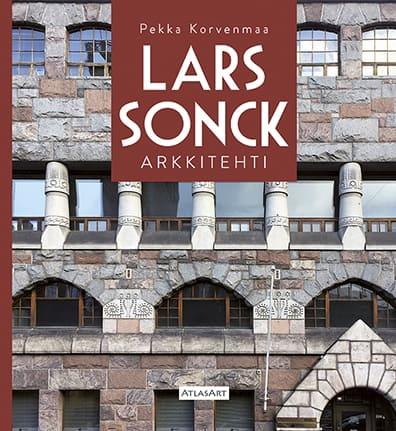 Lars Sonck – arkkitehti -kirjan etukansi